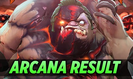 PUDGE ARCANA GIVEAWAY RESULT DOTA 2