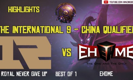 [Highlights] RNG vs EHOME – BO1 | The International 2019 | China Qualifier