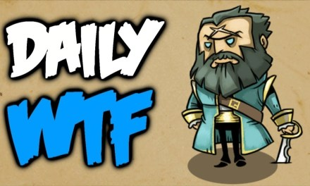 Dota 2 Daily WTF – Dire: How do we steal rosh? Kunkka: Yes