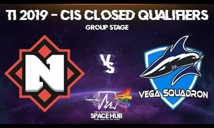 Nemiga vs Vega – TI9 CIS Regional Qualifiers: Group Stage