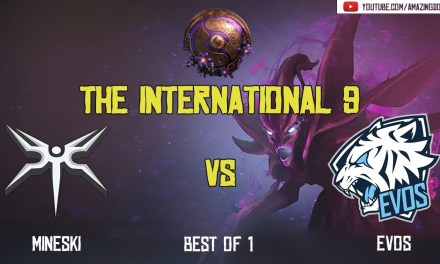 Mineski vs EVOS – BO1 | The International 2019 | Southeast Asia Qualifier
