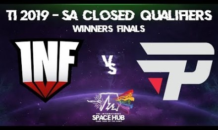 Infamous vs paiN Game 3 – TI9 SA Regional Qualifiers: Winners' Finals