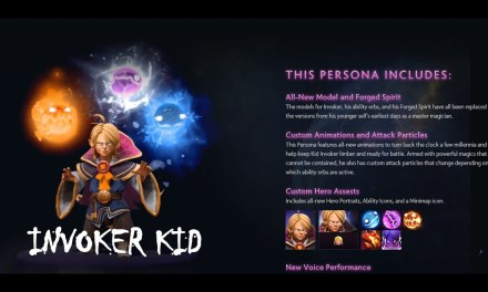 INVOKER Kid – NEW HERO PERSONA | Demo Heroes