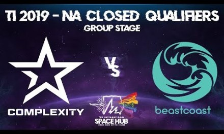 Complexity vs beastcoast – TI9 NA Regional Qualifiers: Group Stage