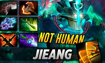 JIEANG JUGGER – NOT HUMAN GAMING