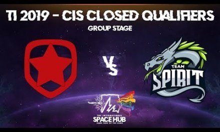 Gambit vs Spirit – TI9 CIS Regional Qualifiers: Group Stage