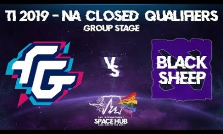 Forward Gaming vs Black Sheep – TI9 NA Regional Qualifiers: Group Stage