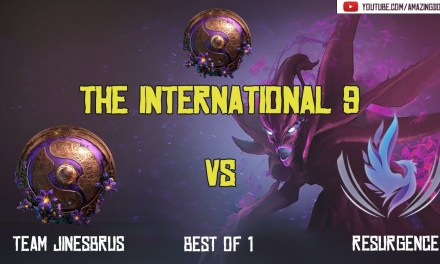 Jinesbrus vs Resurgence – BO1 | The International 2019 | Southeast Asia Qualifier