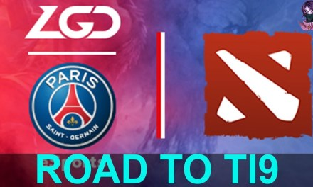 PSG.LGD ROAD TO TI9 (The International 9) Highlights Dota 2 by Time 2 Dota #dota2 #ti9 #psglgd