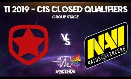 Gambit vs Na`Vi – TI9 CIS Regional Qualifiers: Group Stage