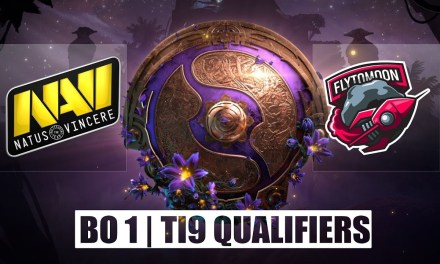 NAVI vs FTM | Ti9 Qualifiers Groupstage Bo1