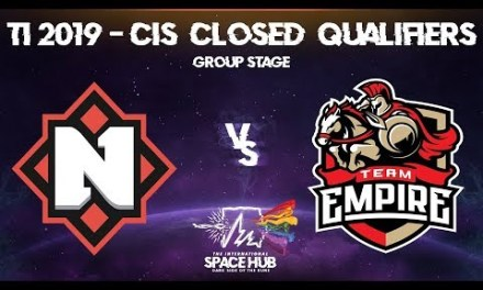 Nemiga vs Empire – TI9 CIS Regional Qualifiers: Group Stage