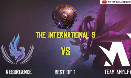 Amplfy vs Resurgence – BO1 | The International 2019 | Southeast Asia Qualifier