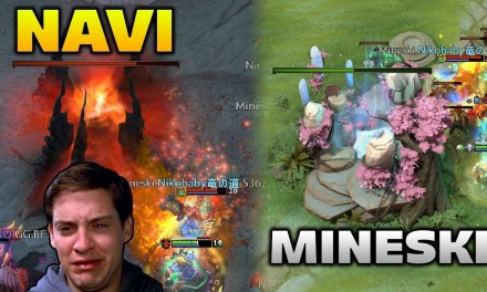 NAVI vs MINESKI – THE INTERNATIONAL 2019 DOTA 2