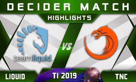 TNC vs Liquid [EPIC] TI9 The International 2019 Highlights Dota 2