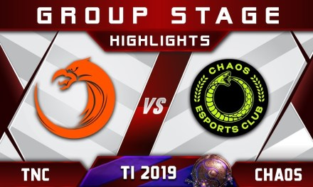 TNC vs Chaos [EPIC] TI9 The International 2019 Highlights Dota 2