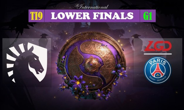 LIQUID vs LGD Game 1 | Ti9 Lower Finals (Bo3)