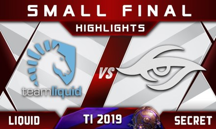 Liquid vs Secret TI9 [TOP 3] $3,000,000 The International 2019 Highlights Dota 2