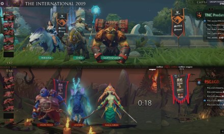 [EN] PSG.LGD vs TNC – The International 2019 Group Stage