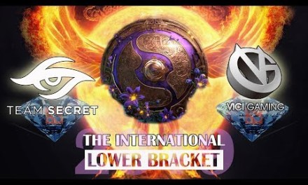 SECRET vs VG | Ti9 Lower Bracket R4 (Bo3)