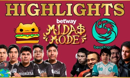 Anvorgesa vs Beastcoast Highlights – Betway Midas Mode 2