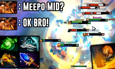 pick meepo? big mistake bro.. [1440p]