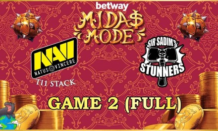 Na'Vi vs Sir Sadims Stunners  Game 2 – Betway Midas Mode 2