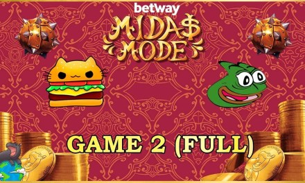 Anvorgesa vs Fighting Pepegas Game 2 Betway Midas Mode 2