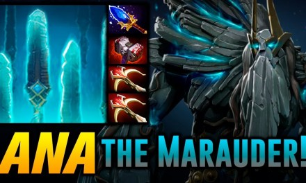ANA TINY MARAUDER [1440p] Dota 2 Highlights TV