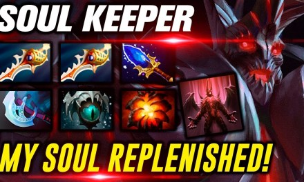 SOUL KEEPER – MY SOUL REPLENISHED! [1440p] Dota 2