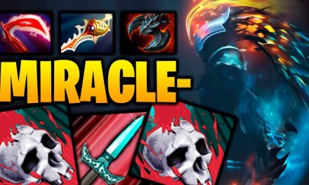 MIRACLE PA RAPIER OWNAGE – Highlights TV Dota 2