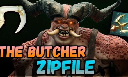 ZIP FILE? BUTCHER? EZ GAME!