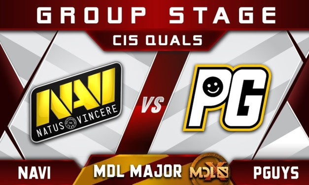 NaVi vs Positive guys – NEW Roster! MDL Chengdu Major 2019 CIS Highlights Dota 2