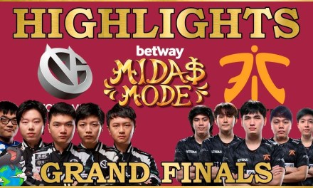 Fnatic vs VG Highlights CN Grand Finals – Betway Midas Mode 2