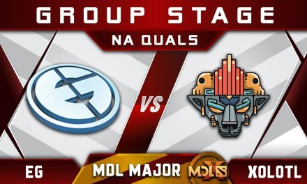 ABED + RAMZES! EG vs Xolotl – NEW Roster Debut! MDL Chengdu Major 2019 NA Highlights Dota 2