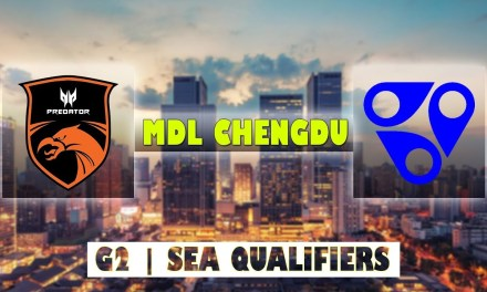 TNC vs RR Game 2 Bo2 | MDL Chengdu Major Qualifiers