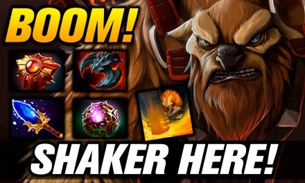 BOOM! EARTHSHAKER IS HERE!