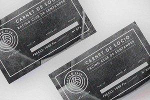 Racing Club Ticket