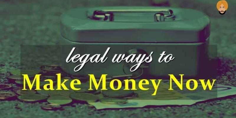 Make Money Now