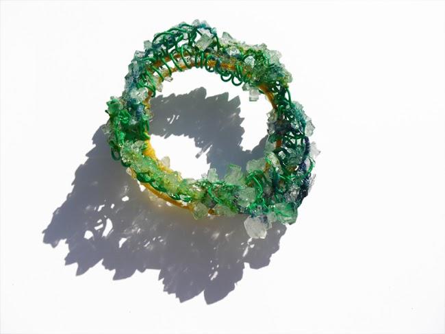 gioielli zucchero natalie smith foto presa dal suo sito