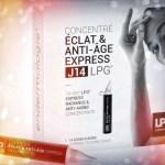 LPG ENDERMOLOGIE – CONCENTRÉ ÉCLAT & ÂNTI AGE EXPRESS J14