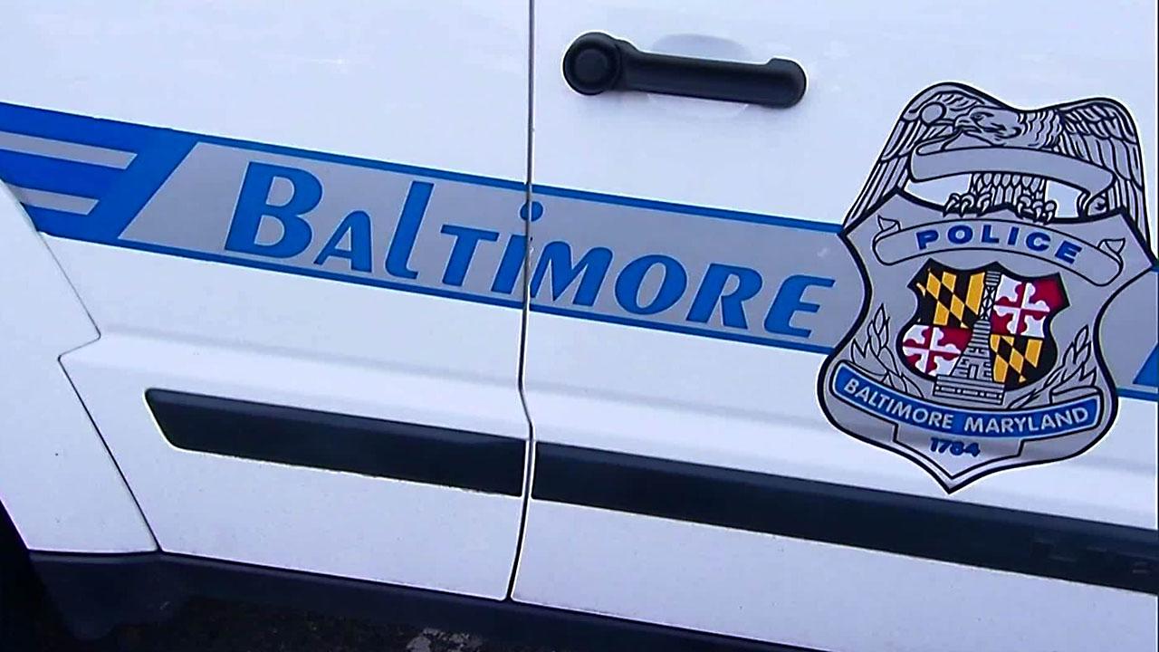 Baltimore police car87244002-159532