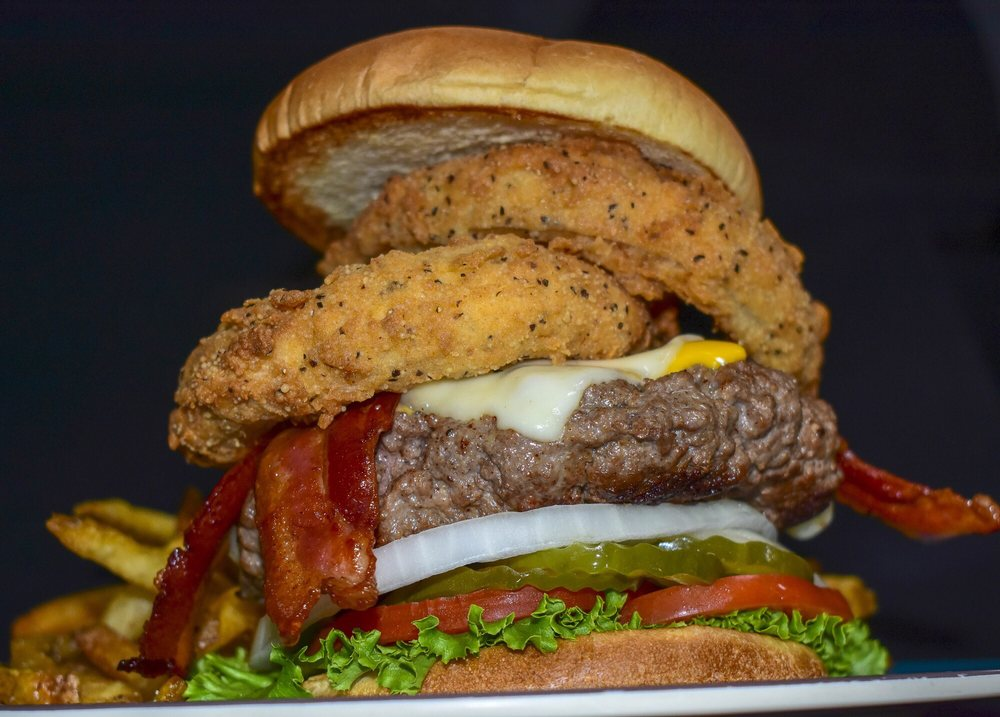 Bama's Best Burgers Contest names Our Place diner burger in