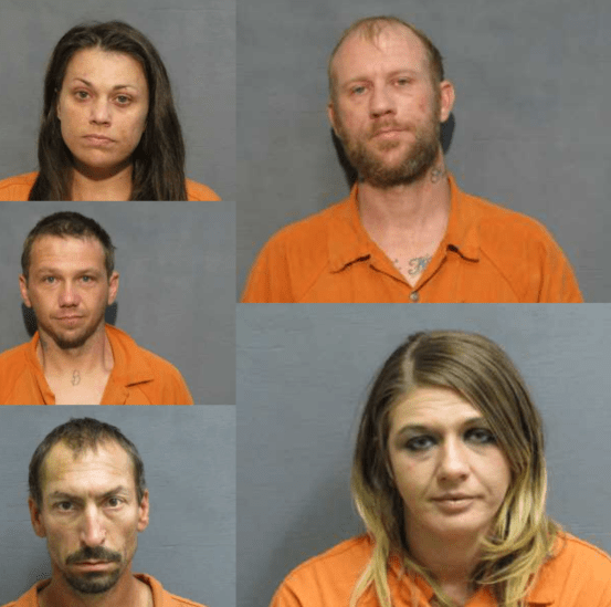 Five Wiregrass meth cookers halted by Houston County Sheriff's Office