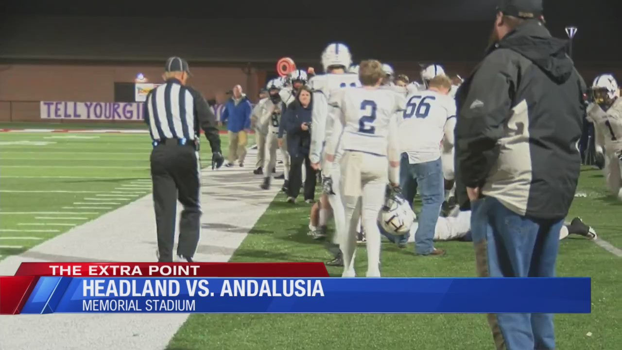 THE EXTRA POINT: Headland vs. Andalusia