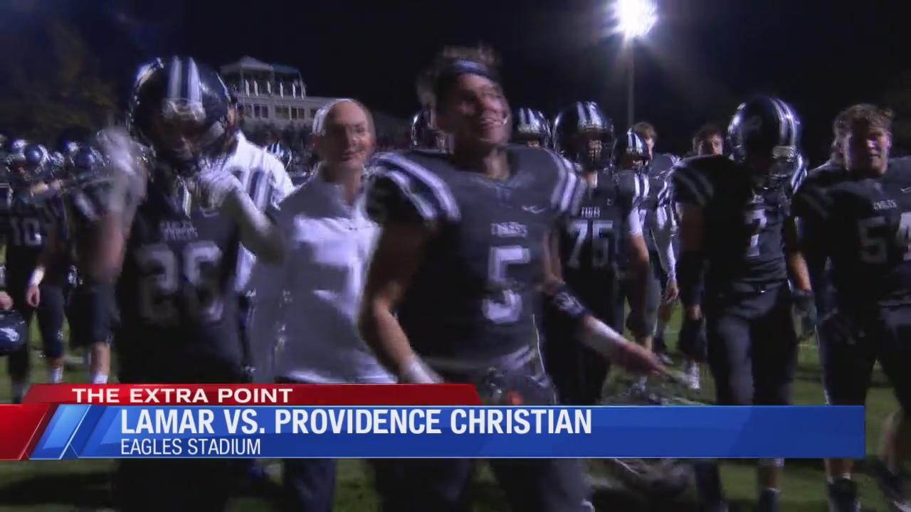 THE EXTRA POINT: Lamar vs Providence Christian