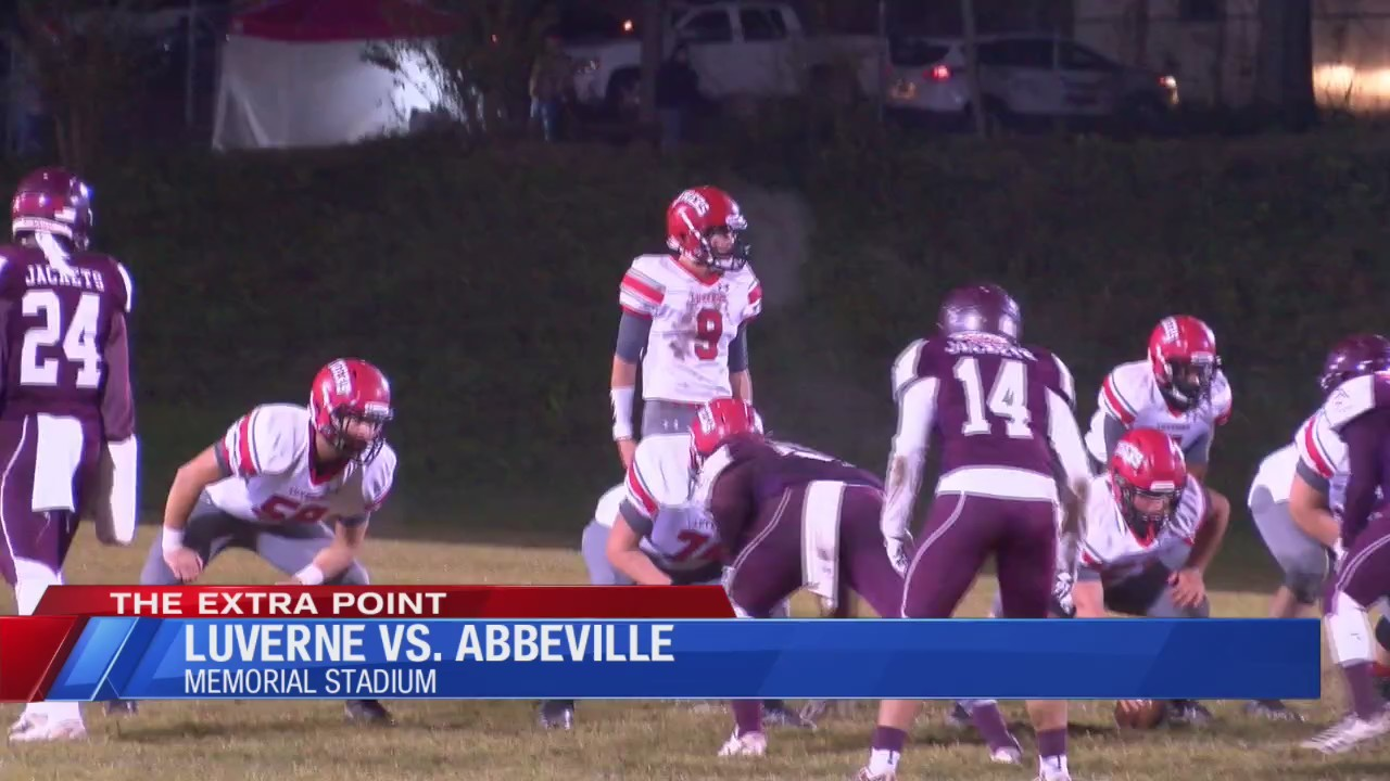 THE EXTRA POINT: Luverne vs Abbeville