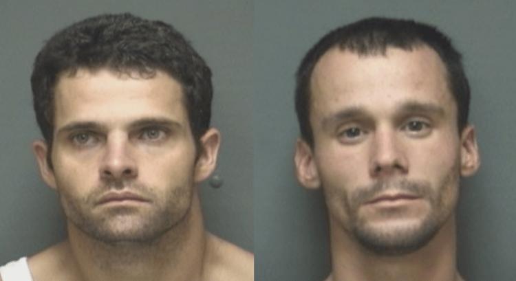 Northside Methodist burglary arrests