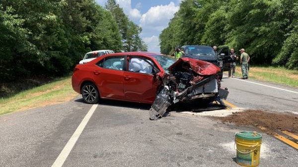 88-year-old Abbeville woman killed in wreck