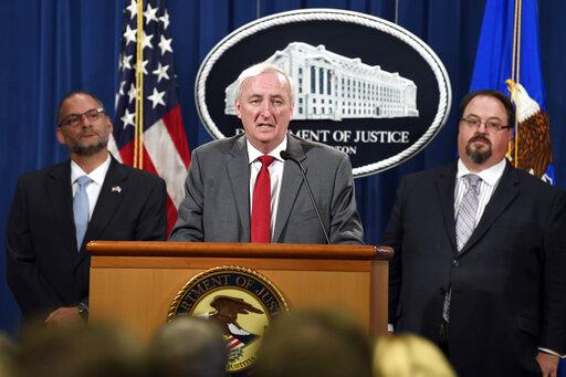 Jeffrey Rosen, Hugh Hurwitz, David Muhlhausen